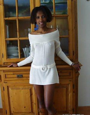 Ebony Amateur Teen