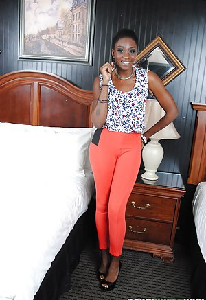 Sexy Ebony Teens